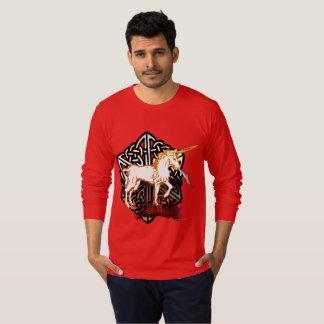 Celt Unicorn Men's Long Sleeve Shirt