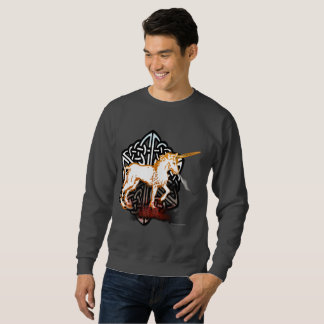 Celt Unicorn Men's Sweatshirt