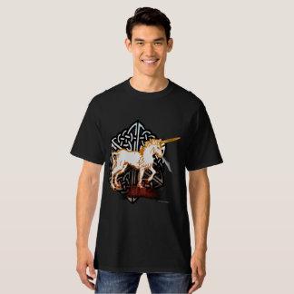 Celt Unicorn Men's Tall T-shirt