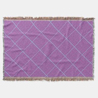 Celta print nº 1 throw blanket