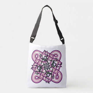 Celtic 8 crossbody bag