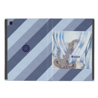 Celtic Anchor Nautical iPad Mini Cover