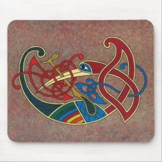 Celtic Art Design Mousepad