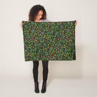 Celtic Art Fleece Blanket