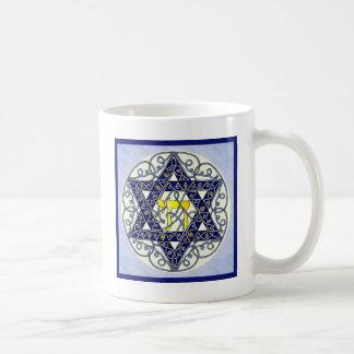 Celtic Art Star of David Coffee Mug