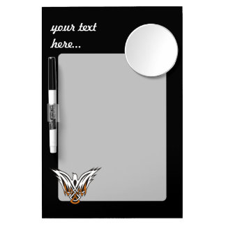 Celtic Bird Dry-Erase Whiteboard