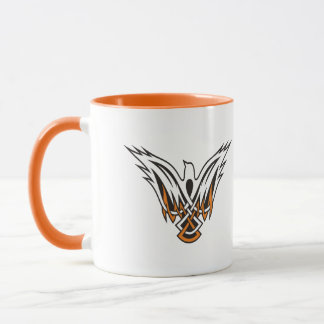 Celtic Bird Mug