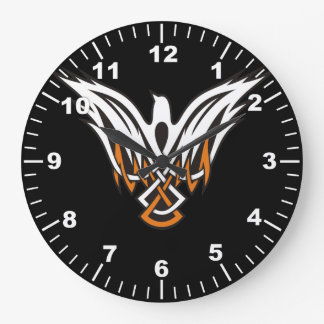 Celtic Bird Wallclock