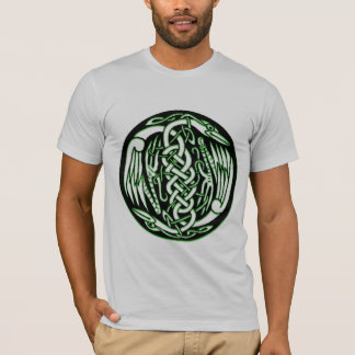 Celtic Birds of Peace T-Shirt