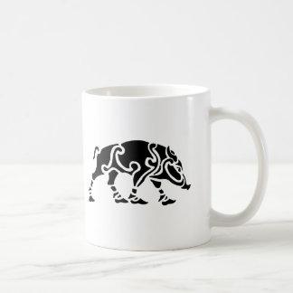 Celtic Boar Coffee Mug