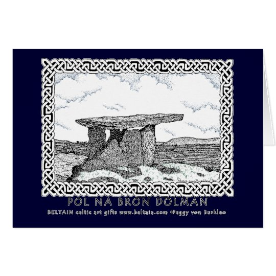 Celtic Card, Dolman Design Card