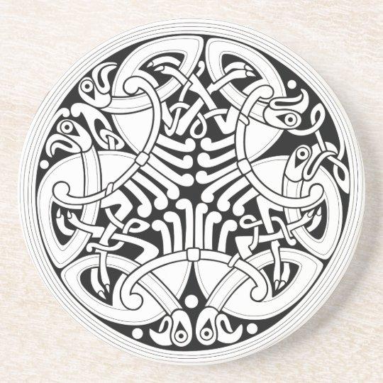 Celtic Circle Coaster
