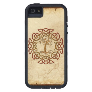 Celtic Circle Nordic Tree of Life Phone Case