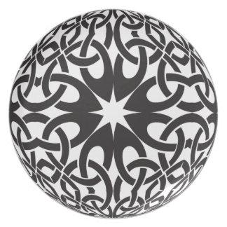 Celtic Circle Plate