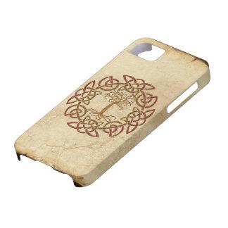 Celtic Circle Viking Tree of Life iPhone 5 Case