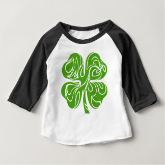 Celtic clover baby T-Shirt