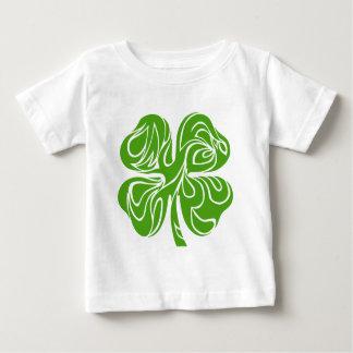 Celtic clover baby T-Shirt