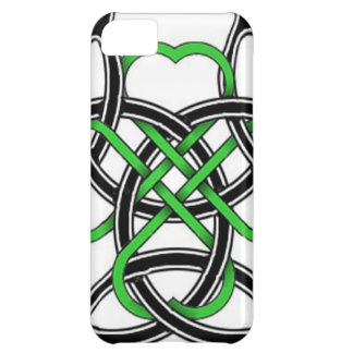 Celtic Clover iPhone 5C Cases