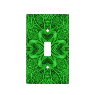 Celtic Clover Light Switch Covers