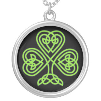 Celtic Clover necklace