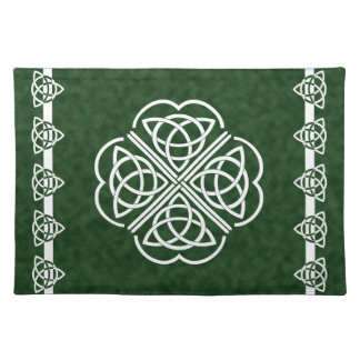 Celtic Clover - Placemat