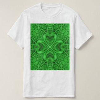 Celtic Clover Shirts Both Sides