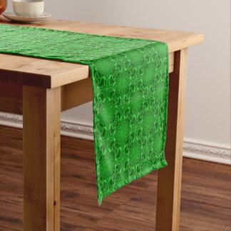 Celtic Clover Tiled Table Runner