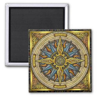 Celtic Compass Magnet