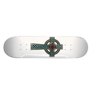 Celtic Cross 2 Skateboard