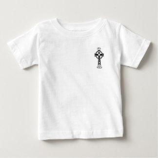 Celtic Cross Baby T-Shirt