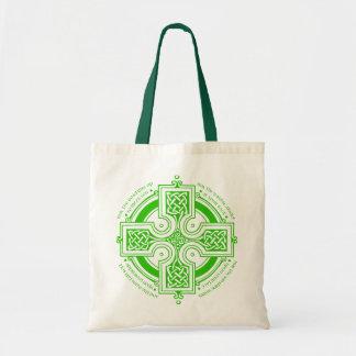 Celtic Cross bag