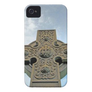 Celtic Cross Blackberry Case