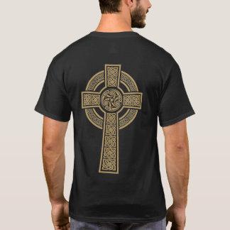 Celtic Cross by Bannigan Artworks T-Shirt