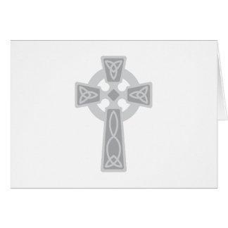 Celtic Cross Card