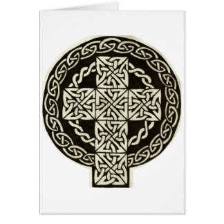 Celtic Cross card