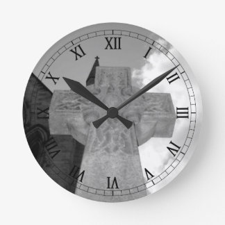 Celtic Cross Clock