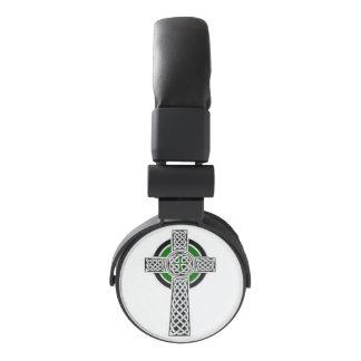 Celtic Cross Headphones