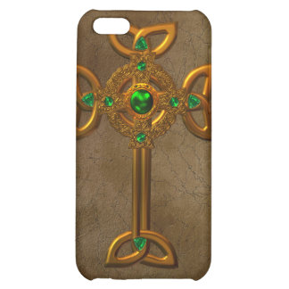 Celtic Cross Cover For iPhone 5C