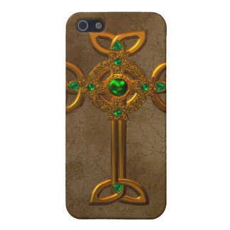 Celtic Cross Case For iPhone 5/5S