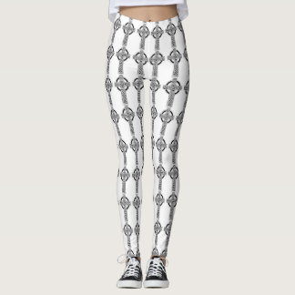 Celtic Cross Leggings