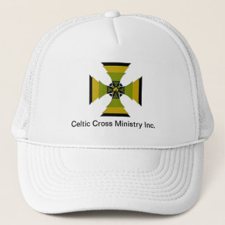 Celtic Cross Ministry Cap