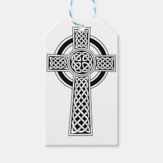Celtic cross pack of gift tags