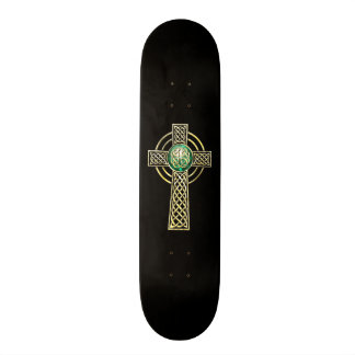 Celtic Cross Skateboards