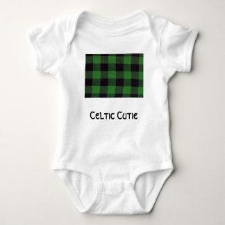 Celtic Cutie-Baby Baby Bodysuit