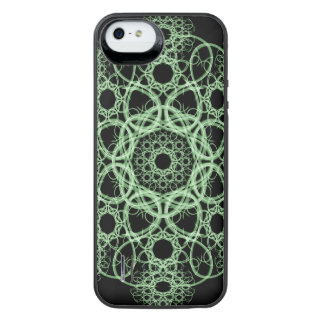 Celtic Disc Mandala iPhone SE/5/5s Battery Case