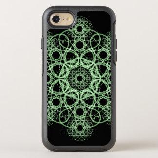 Celtic Disc Mandala OtterBox Symmetry iPhone 7 Case