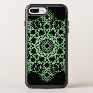 Celtic Disc Mandala OtterBox Symmetry iPhone 7 Plus Case