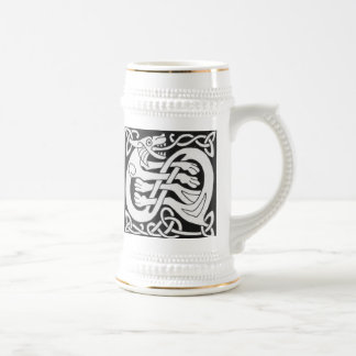 Celtic Dog stein