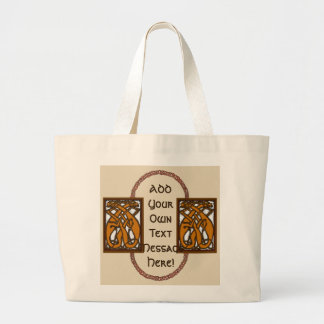 Celtic Dogs Jumbo Tote Bag