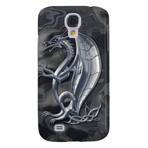 Celtic Dragon Galaxy S4 Covers